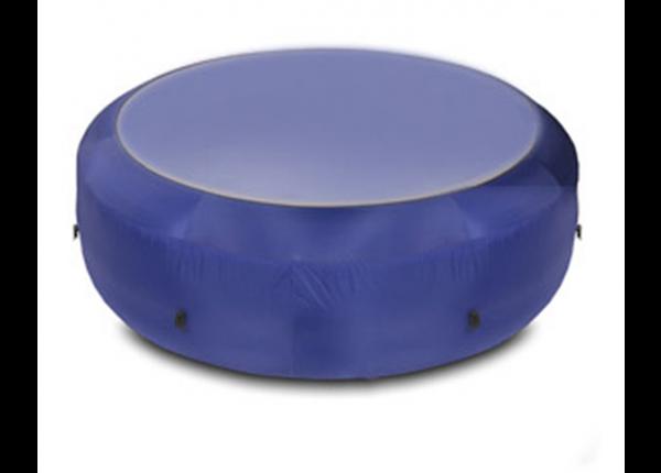 Spa2Go - Blaue Aussenhülle